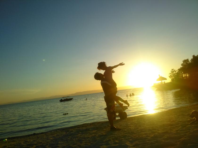 sunsetand